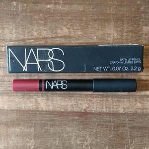 NARS Satin Lip Pencil/Lipstick
